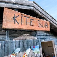 Kitebua kafé. Foto.